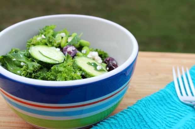 greek kale salad 2