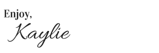 1 Kaylie Signature