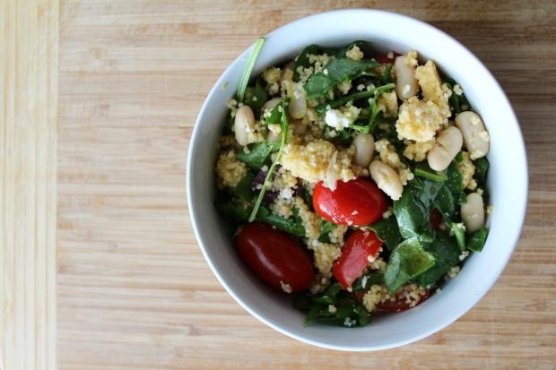 Mediterranean Cannellini Salad 1