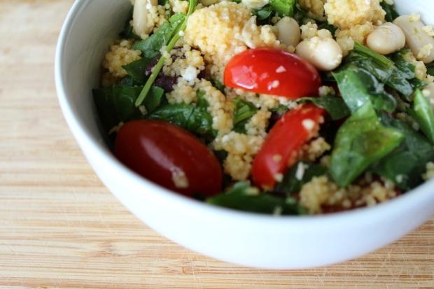 Mediterranean Cannellini Salad 3