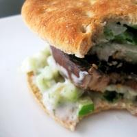 Sandwiches, Burgers + Wraps